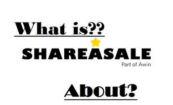 What is Shareasale about?