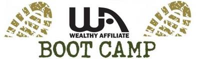 Wealthy affiliate Bootcampl affiliate training