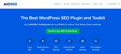 All in One SEO AIOSEO